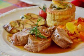 jims farm pork dish